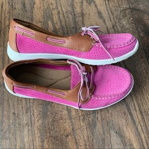Clarks Artisan Women's Cliffrose Sail Boat Shoes